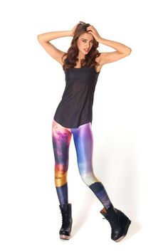 Volcano Leggings