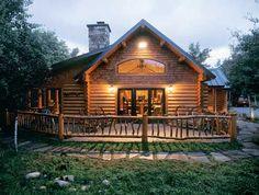 log cabin homes   ... contractor haskins construction inc log producer neville log homes