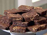 Peanut Swirl Brownies