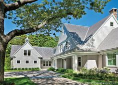 Custom Cape Cod home in Osterville