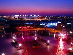 関西空港・夜景