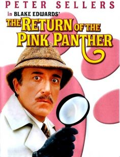 Any of the Pink Panther movies with Peter Sellers battling Clouseau.