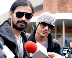 Tomo and Shannon