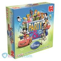 Party & Co Disney - Bordspel - Koppen.com