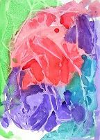Art Projects for Kids: Textured Watercolor Painting saran wrap Drawing Lessons For Kids, Art Lessons, Painting Lessons, Projects For Kids, Art Projects, Kids Crafts, Project Ideas, Class Projects, Tacker