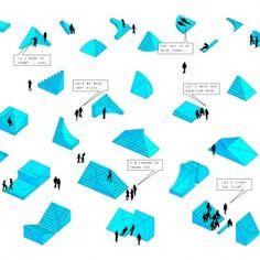 Soya Entry: Fugitive Structures Competition : Scenario Diagram