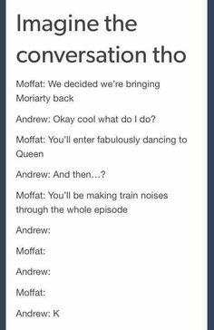 I giggled.