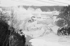 Silvy Tousignant photographie - Parc de la chute Chaudière