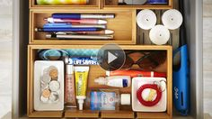 Just because a junk drawer stores a little bit of everything doesn't mean it has to be void of organization. Learn how to declutter a junk drawer with these tips and tricks.