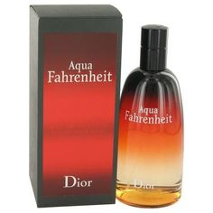Aqua Fahrenheit by Christian Dior Eau De Toilette Spray 4.2 oz (Men)