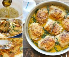 Lemon Butter Chicken Sauce Is Heaven On A Plate | The WHOot