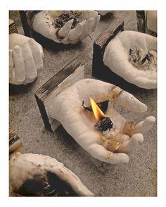 Kara Gunter.  sculptor and installation artist.