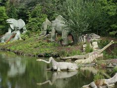 Crystal Palace Park | 18 Places You Won't Believe Are Actually In London