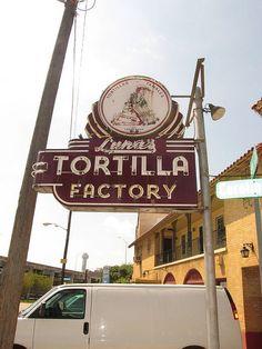 Luna's Tortilla Factory .....Dallas Texas