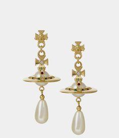 PEARL DROP EARRINGS GOLD TONE Pearl Drop Earrings, Women's Earrings, Cute Jewelry, Jewelry Accessories, Jewlery, Twin Set, Designer Earrings, Piercings, Shoes