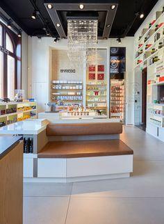 Winkel Interieurbouw: Skins Amsterdam   Lammertink De Pander