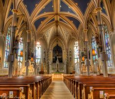 St. Mary Basilica - Natchez, Mississippi