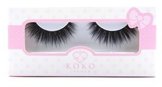 Shop KoKo Lashes Dashin' at LadyMoss.com