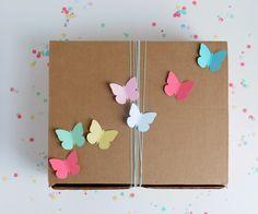 Con farfalle