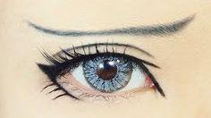 Tutorial : Anime Eye Makeup 58