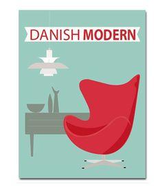 Danish Modern DESMOBILIA VINTAGE na Desmobilia Móveis de Design