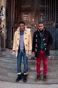 Bronx Men's Fashion blog/website www.streetetiquette.com