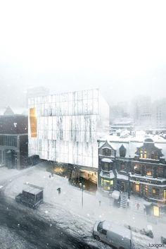 All sizes | SAUCIER+PERROTTE - Musée des Beaux-Arts - Montréal, CA | Flickr - Photo Sharing!