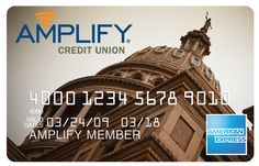 American Express | Cash back and rewards with Amplify  Credit Card