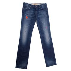 fc463540b02b3 JOHN GALLIANO Jeans Size 12Y Stretch Distressed Style Faded Patched Inside  #fashion #clothing #