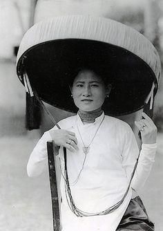 1919-1926 Jeune Tonkinoise