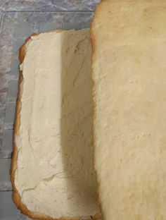 - Zitronen Schnitten Dairy, Bread, Cheese, Food, Sheet Cakes, Home Made, Food And Drinks, Food Food, Brot
