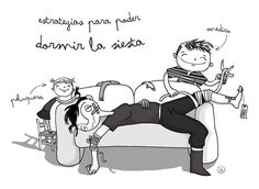 La vida de una mamá en 20 caricaturas ¡para morirse de la risa! | Blog de BabyCenter   Ilustración: ©Mammasutra