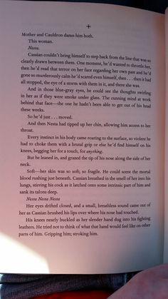 Part 10 of the bonus scene with Nesta and Cassian