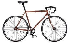 About to be my new bike.  2012 fuji classic track (fixed)