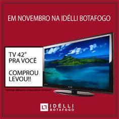 Promoção Idélli Botafogo - Novembro/2015