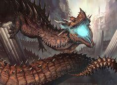 -Dragon- by arvalis.deviantart.com on @deviantART