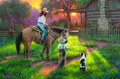 """""""Mother's Work is never Done"""" Mark Keathley - JQ Licensing"""