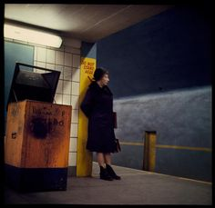 Danny Lyon's Unseen Photos Of NYC Subway Riders In The '60s | Co.Design | business + design