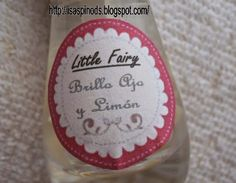 Little Fairy: DIY Brillo Endurecedor con Ajo y Limón #NailCare #...