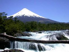 Osorno Volcano #Chile