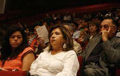 La Orquesta Filarmónica de la Ciudad de México interpretó obras del compositor Igor Stravinski con la participación de Erika Dobosiewicz y el pianista, Luis Castro, bajo la dirección de Avi Otrowsky. Foto: Abril Cabrera A.