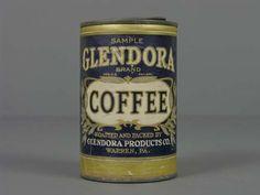 Glendora. Coffee. Café