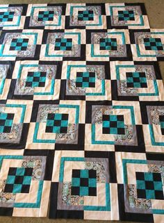 Pictures of 2015 New Year's Day Mystery Quilts: Debra's Mystery Quilt...bento blocks