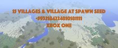 15 Villages and a Village with a Blacksmith at spawn for xbox. It also has a jungle temple, abandoned mineshafts, and 4 desert temples. You can't go wrong with this seed Desert Temple, Jungle Temple, Minecraft Redstone, Ps4 Or Xbox One, Bad Azz, Blue Prints, Spawn, Free Android, Temples