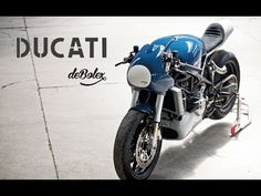 deBolex Ducati 749s - YouTube