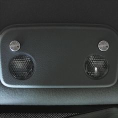 Dress up the otherwise boring plastic map light buttons on your 2005-2015 Ford Mustang V6 GT or Shelby with UPR's Billet Map Light Button Covers with GT logo. These covers press on over the stock buttons in seconds and give your interior a clean look while accenting your interior.