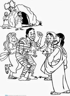 LA RESURRECCIÓN DE LÁZARO   Me Aburre la Religión