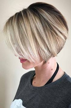 An A-Line bob is a very trendy bob haircut and hair stylists believe that it will not go out in the nearest future. Let's see the trendiest ways of enhancing this cut. #bobhaircut #alinebob #inveretedbob #haircuts #shorthaircuts