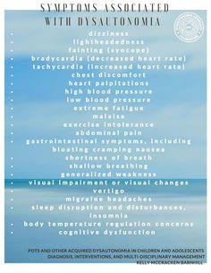 Chronic Fatigue, Chronic Illness, Chronic Pain, Ehlers Danlos Syndrome, Fatigue Syndrome, Pots Syndrome Treatment, Neurocardiogenic Syncope, Vestibular Neuritis, Mast Cell Activation Syndrome