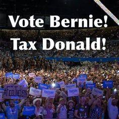 Bernie Sanders supports the CLOSURE of loopholes that help billionaires escape taxes.